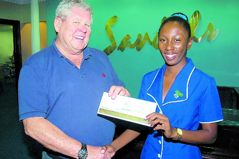 Sandals announces Butch Stewart tourism scholarship