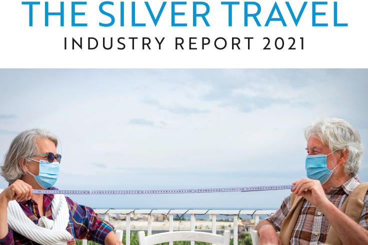 Older travellers are very keen to get away, the survey shows