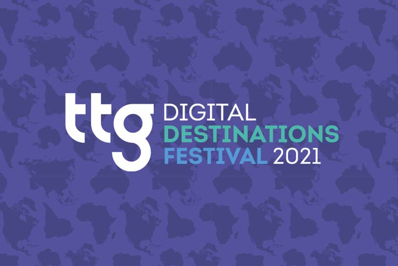 Agenda and speakers announced for TTG Digital Destinations Festival