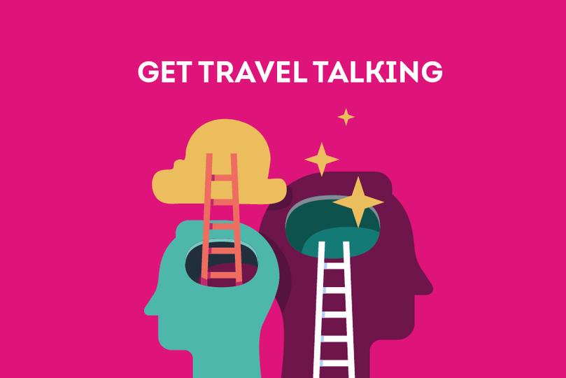 Get Travel Talking: Making mental health matter in 2021