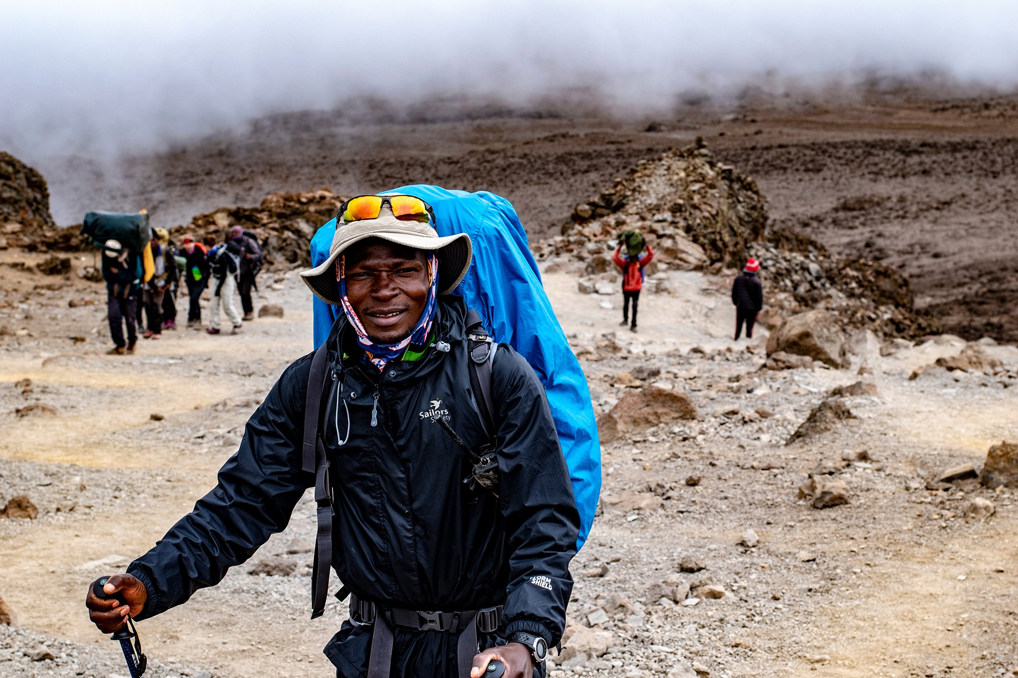 Sailors' Society is planning a fundraising climb of Kilimanjaro in August