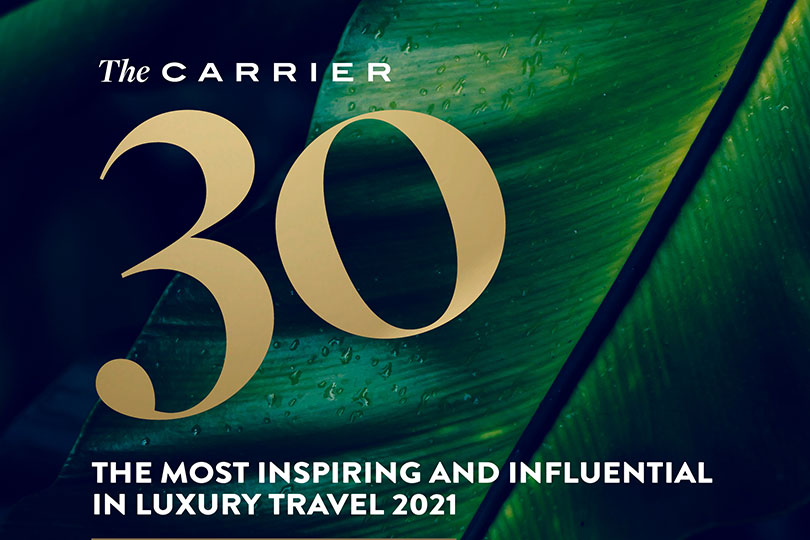 Carrier flags UK's top luxury agents