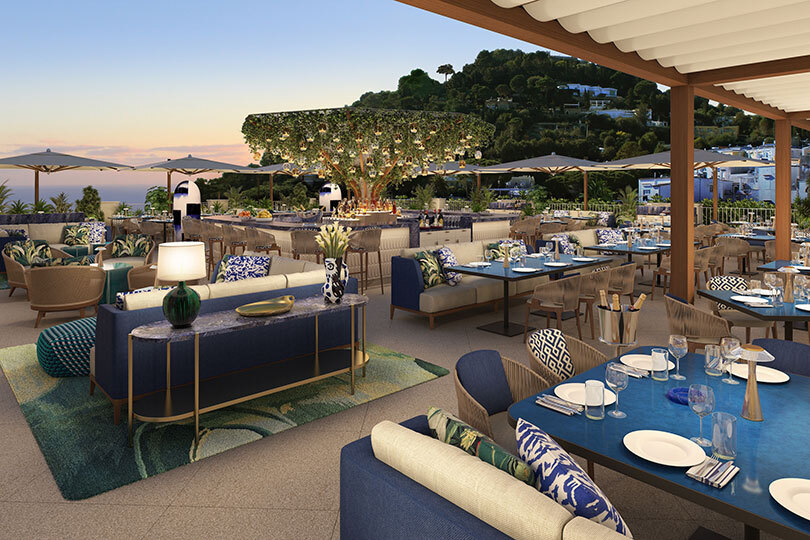Oetker Collection to open hotel in Capri