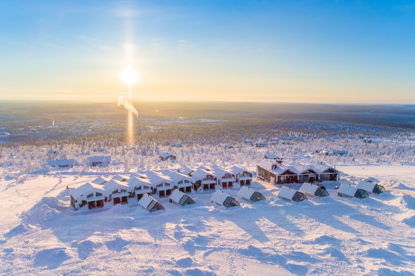 Extra seats will be available for trips during the 2021 festive season (Credit: Santa's Lapland)