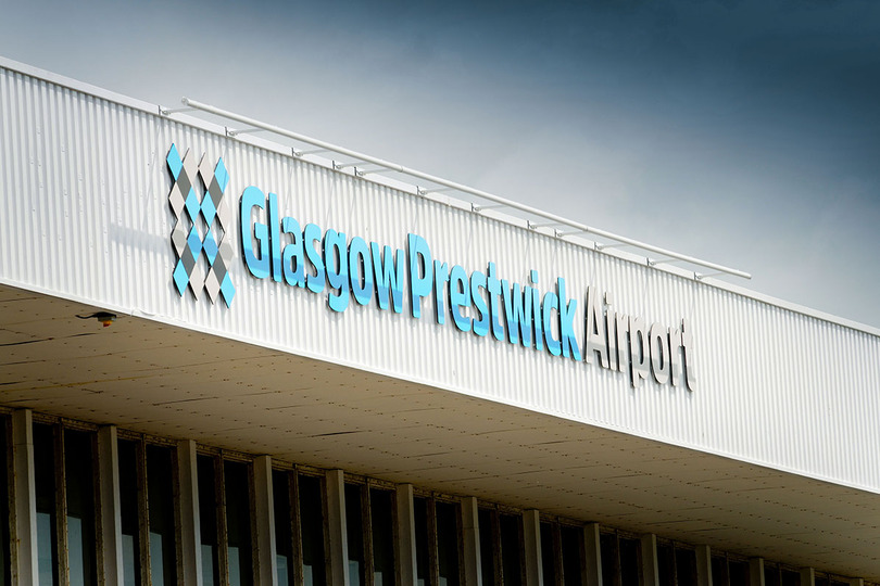 The Scottish government is seeking to offload Prestwick airport