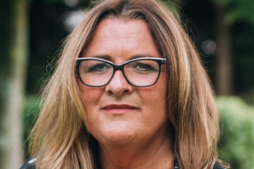 The SPAA's president Joanne Dooey