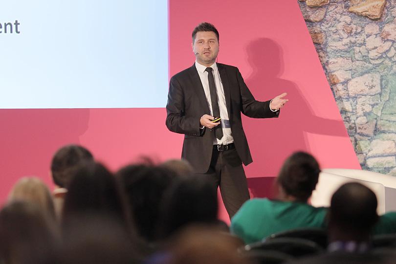 Danny Waine, co-founder of ITT Future You