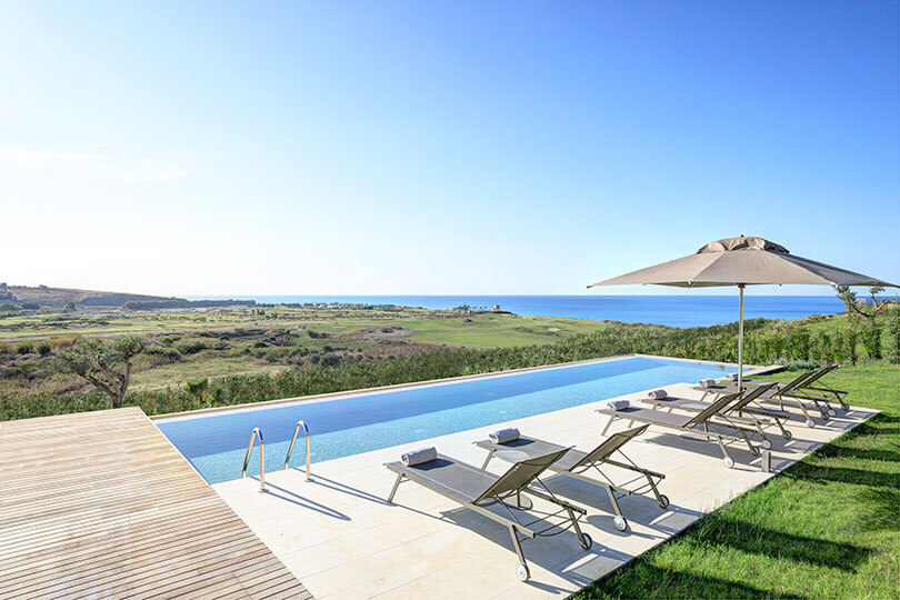 There will be 20 villas to choose from at Verdura