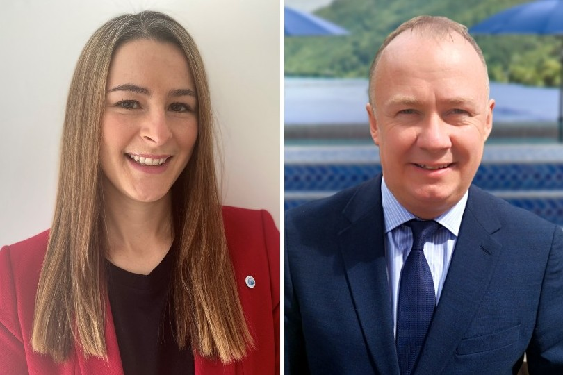 Jeavons and Townson to step up at Travel Corporation