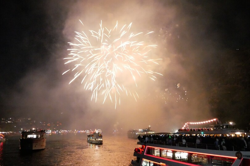 A-Rosa Aqua will visit the Rhine in Flames celebrations next September