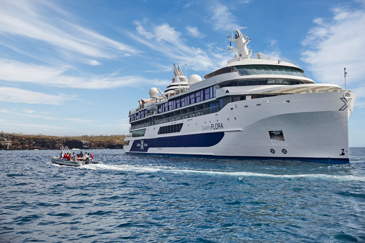 Celebrity reveals 2023 Galapagos itineraries