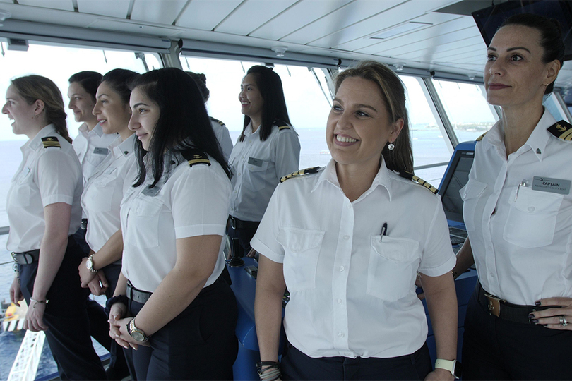 All-female Celebrity Cruises crew to reunite in online event