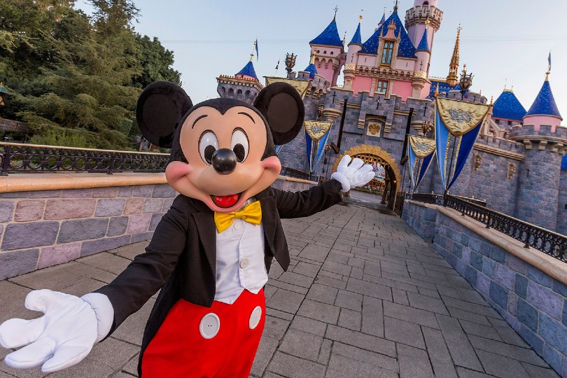 Disney's California theme parks to reopen next month