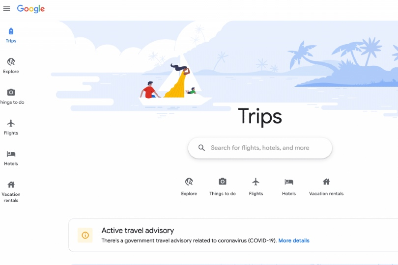 Google launches free hotel booking links