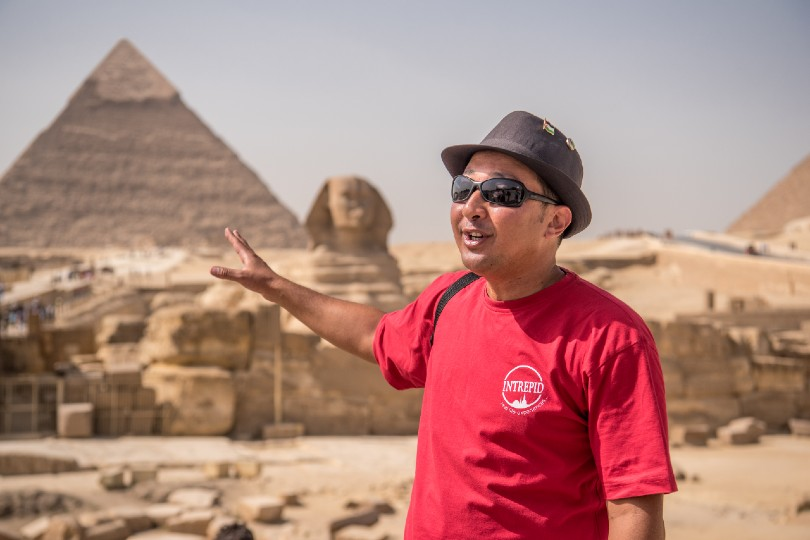 Trips include travel to Egypt's Pyraminds (Credit: Intrepid Travel).jpg