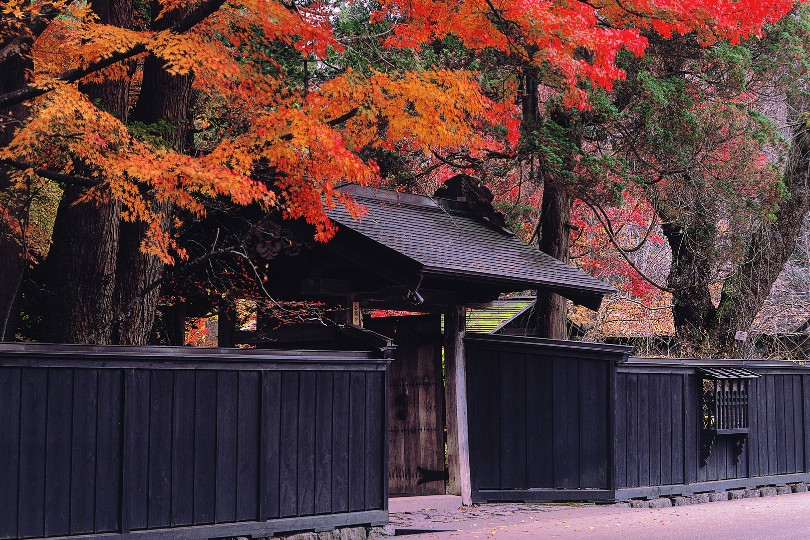 The trip also gives guests an insight into life in the Kakunodate samurai district (Credit: InsideJapan Tours)