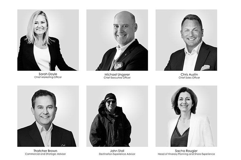 MSC reveals team line-up for new luxury cruise brand