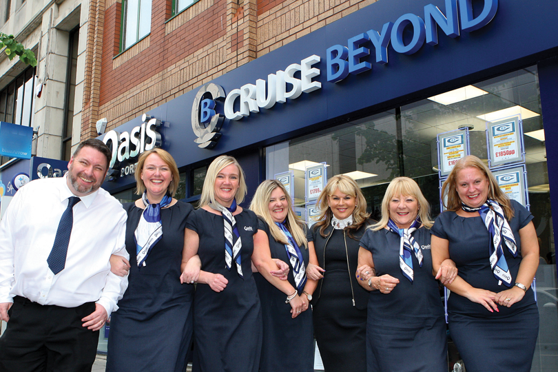 Oasis Travel has reopened its six high street shops with reduced hours