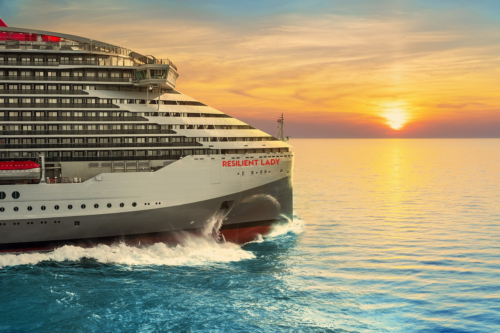Virgin Voyages reveals third ship name and itineraries