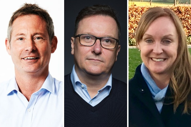 Andrew Flintham (Tui), Garry Wilson (easyJet holidays) and Ruth Marshall (Royal Caribbean) have joined the Abta board