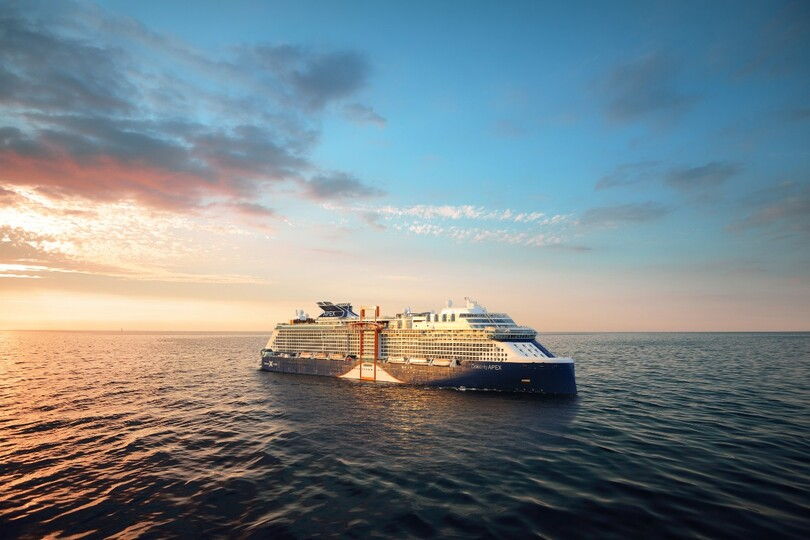 The second Edge-class ship will make its debut offering seven-night round-trip itineraries from Athens from 19 June