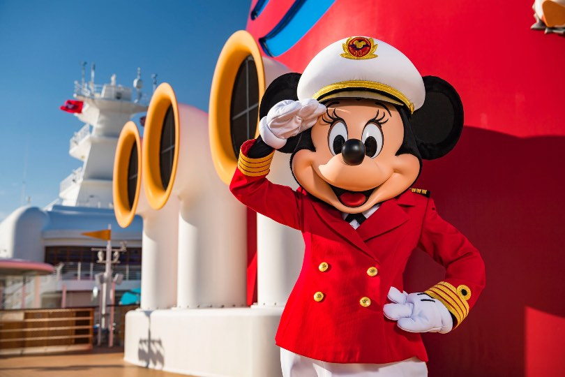 Disney Cruise Line's UK trips this summer will feature the brand's iconic characters