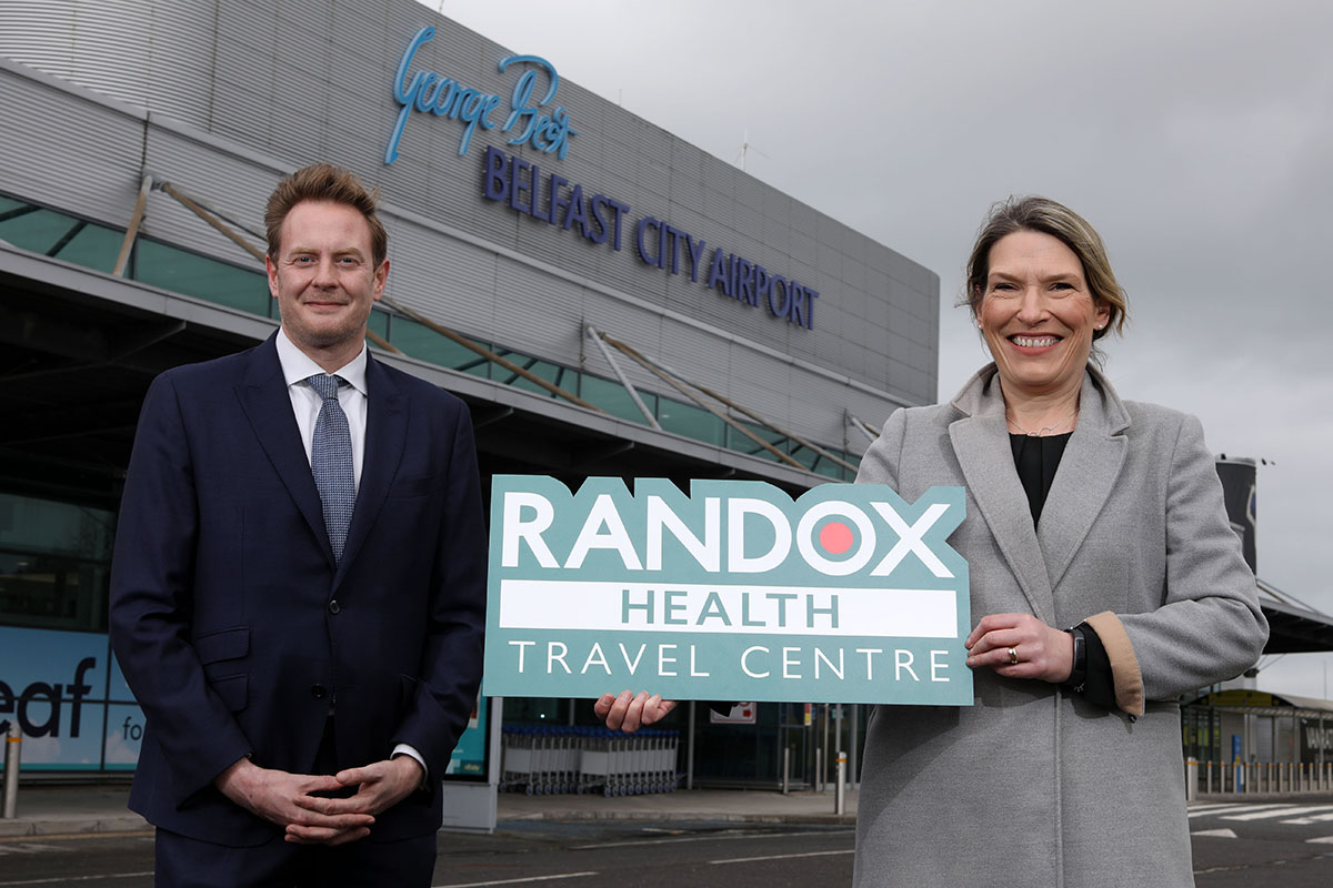 Belfast City airport to offer Covid testing