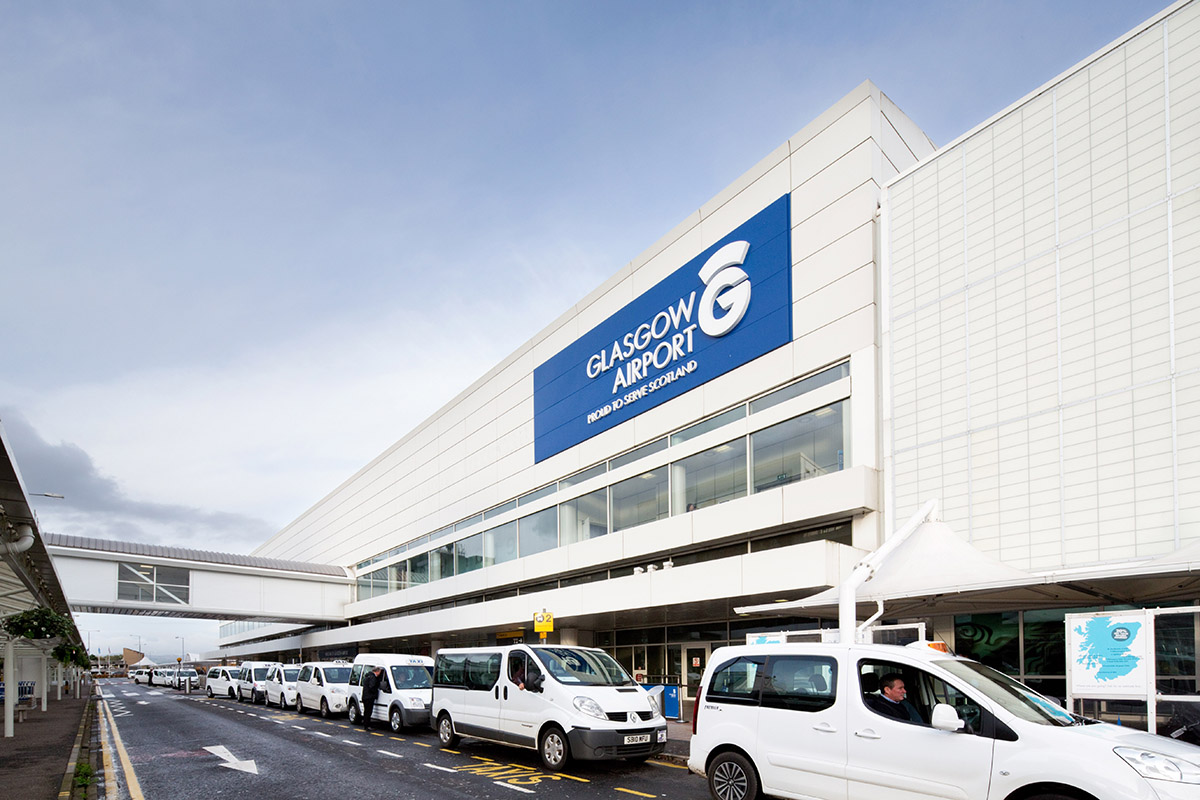 Glasgow and Aberdeen airports offering Covid testing facilities