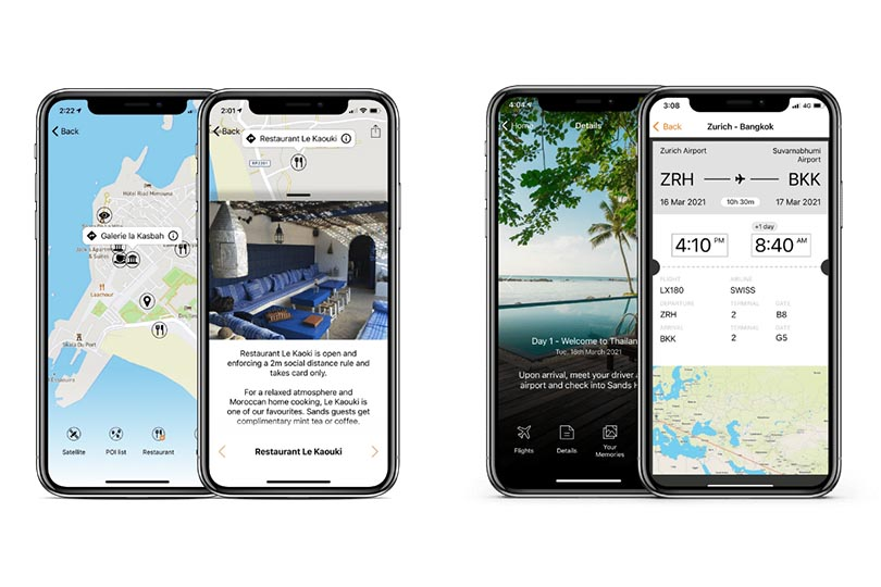 How Vamoos travel app's latest launch can improve the customer journey