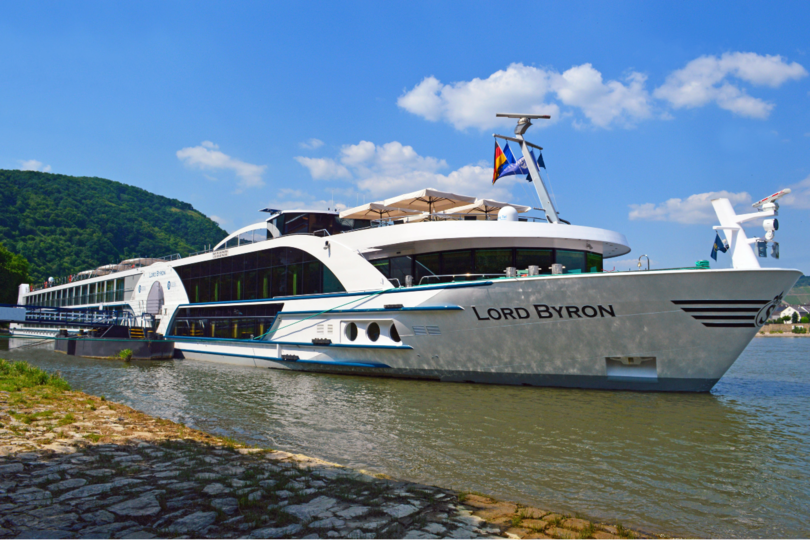 The 140-guest vessel will offer 15 eight-day Burgundy, River Rhone and Provence voyages from April to October 2022