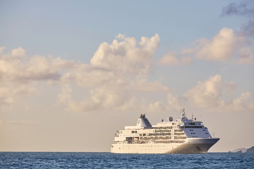 Silversea sells out 2023 world cruise in a day
