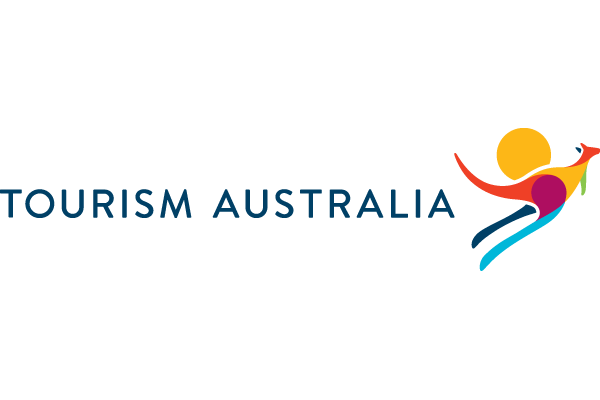 Tourism Australia horizontal logo transparent