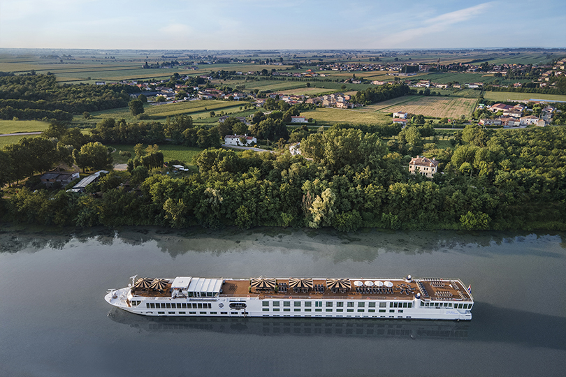 New river ships and itineraries to recommend to clients