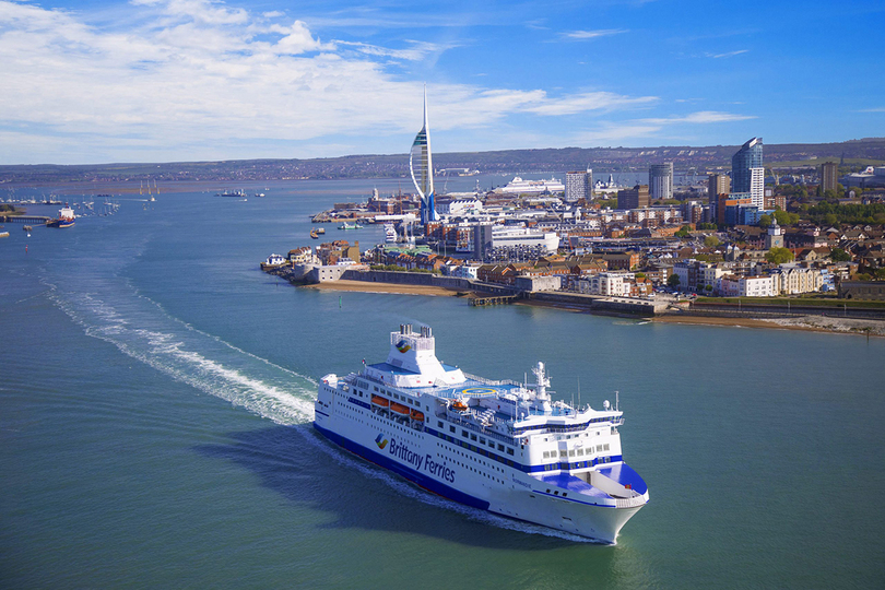 Brittany Ferries freezes prices at summer 2020 levels