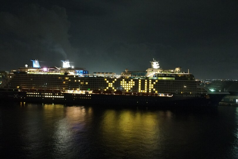 Celebrity Silhouette will be sailing around the UK this summer