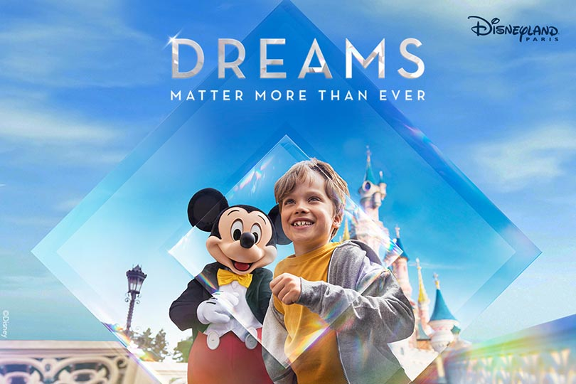 Win Love2shop vouchers with Disneyland Paris