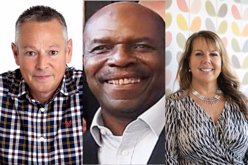 Three new industry leaders have been elected to the ITT board