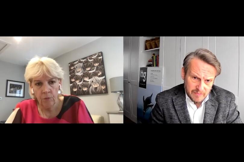 Get Travel Leaders Talking with Celebrity Cruises' Jo Rzymowska