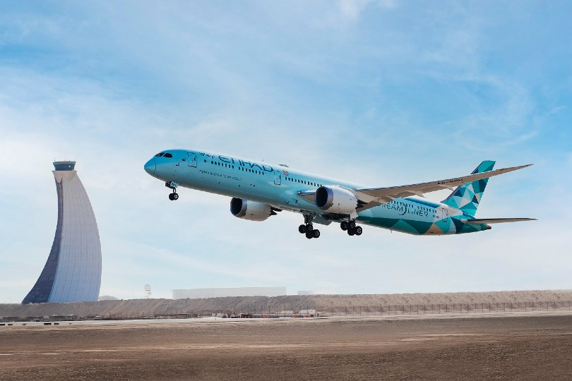 Earth Day: Etihad ecoFlight completes first 2021 service