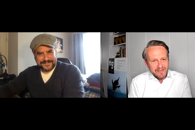 Watch: Get Travel Leaders Talking with G Adventures' Brian Young
