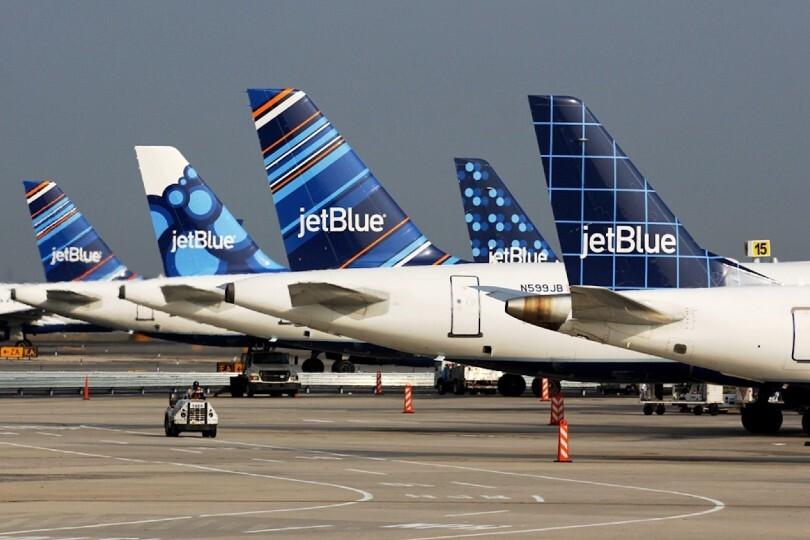 JetBlue scales back September flight schedule