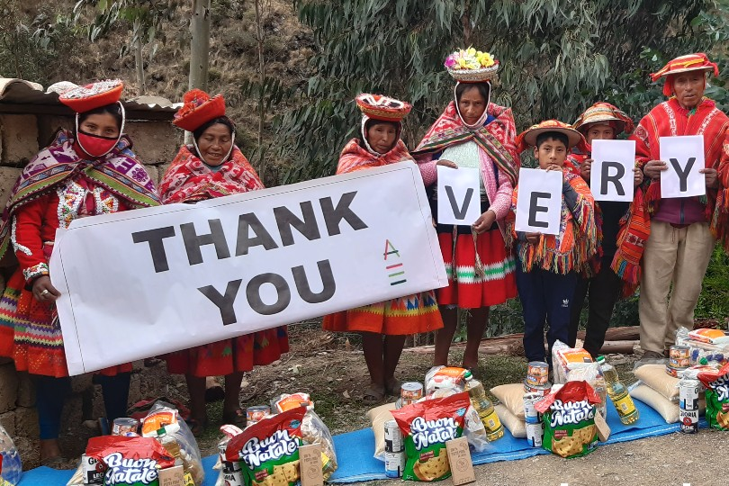 Thousands raised for out-of-work Peruvian porters