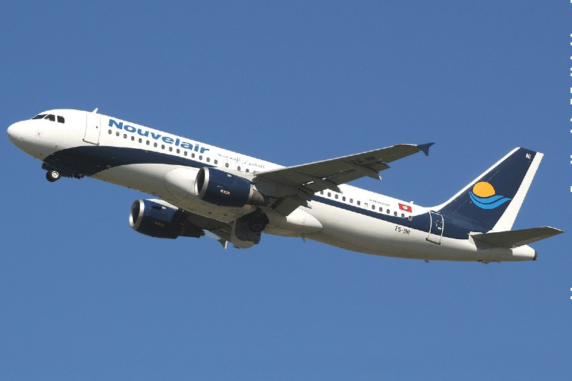 Tunisia's Nouvelair to relaunch Gatwick and Manchester flights
