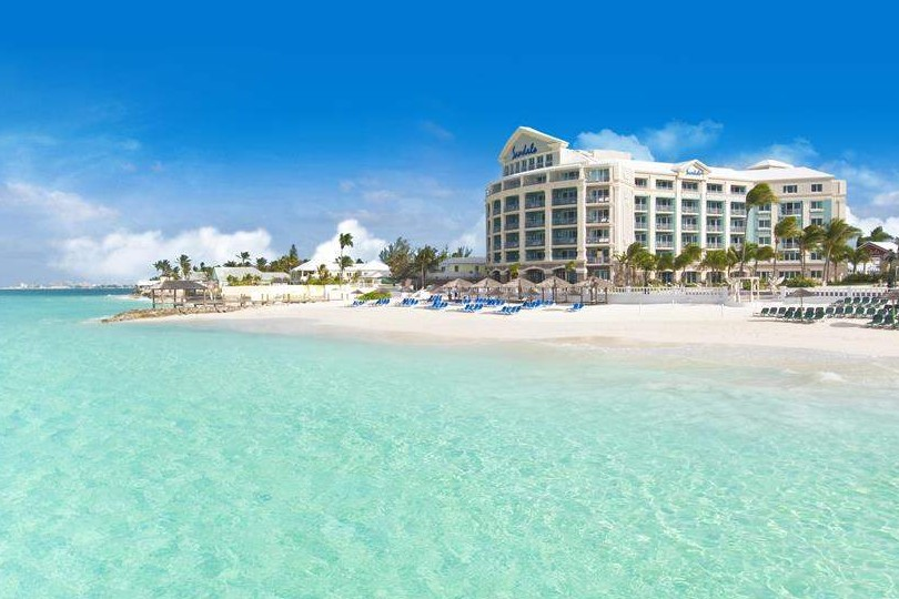 Sandals to take bookings for 2024