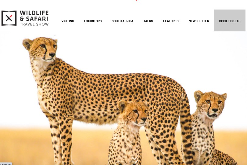 Wildlife and 'grown up' travel shows offer early bird rates for TTG+ members
