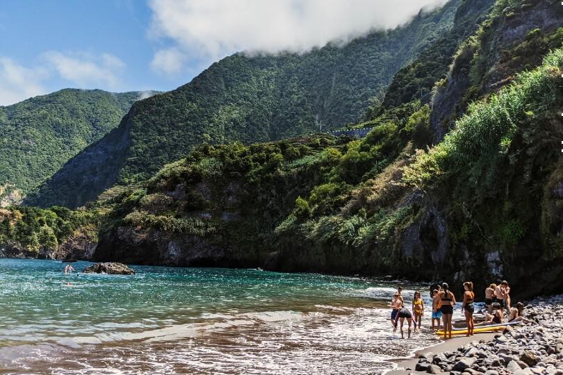 Madeira is an autonomous region of Portugal (Credit: Stephen Lammens/Unsplash)