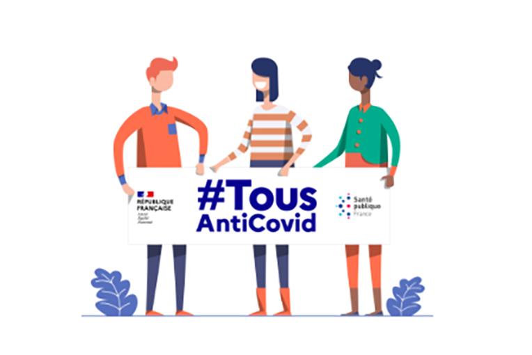 France testing digital Covid certificate app