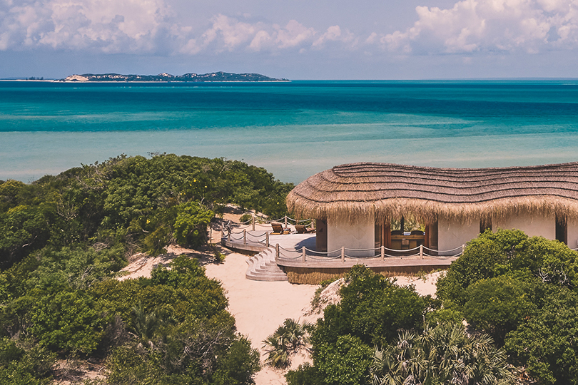 Earth Day bucket list: Kisawa Sanctuary opens in Mozambique