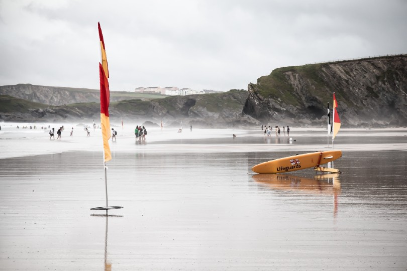 Three-times-weekly flights to the Cornish holiday hot spot will get under way from 8 June (Credit: Leif Christoph Gottwald / Unsplash)