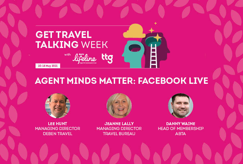Today 10.30am: Join agent mental health Facebook Live